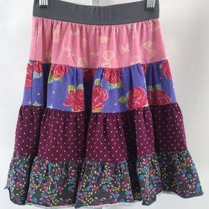 Matilda Jane Pink Skirt Size 4